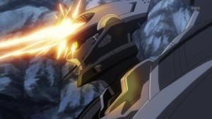 バルカンを撃つニルヴァーシュ(RA272)