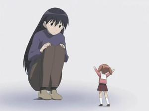 美浜ちよ(ちよちゃん)、榊(さかき)