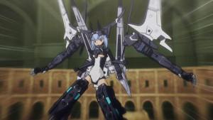 悪魔型ストラーフ Mk.2(ヒナ)