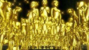 金の女体像もメカだと思う