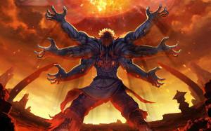 アスラズ ラース(Asura's Wrath)