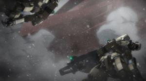 デューカリオン、地球連合軍の主力量産型カタフラクト KG-7 アレイオン