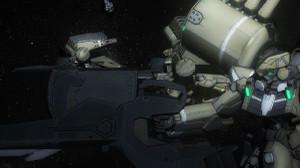 地球連合軍の主力量産型カタフラクト KG-7 アレイオン