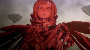 紅天蛾(ベニスズメ)