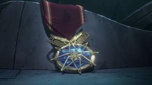 谷風長道(たにかぜ ながて)の勲章
