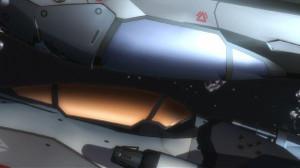 VF-25S メサイア(アーマードパック装備)VF-171EX ナイトメアプラスEX