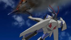 早乙女アルト(さおとめ)VF-25G メサイア