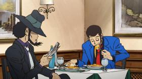 ルパン三世(Arsene Lupin III)次元大介(Daisuke Jigen)
