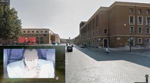 ルパン三世 マルチェッロ劇場の通り