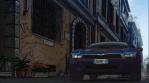 ルパン三世 LUPIN the Third 2015、Bimmer i8、BMW i8