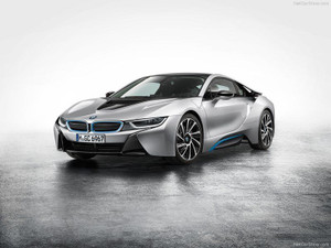 ルパン三世 LUPIN the Third 2015、Bimmer i8、BMW i8