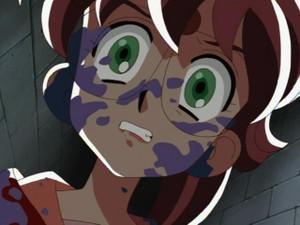 可愛らしい部分は覚えてないな。マリンがすべての苦しみに耐えるアニメ。