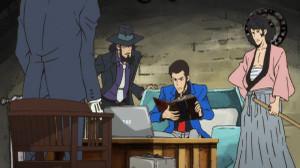 ルパン三世(Arsene Lupin III)次元大介(Daisuke Jigen)十三代目 石川五右ェ門(Goemon Ishikawa XIII)