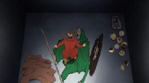 ルパン三世(Arsene Lupin III)銭形警部(Inspector Koichi Zenigata)