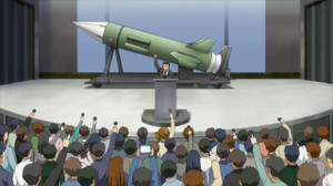 アクティヴレイド -機動強襲室第八係- 東京都 都知事と平和ミサイル
