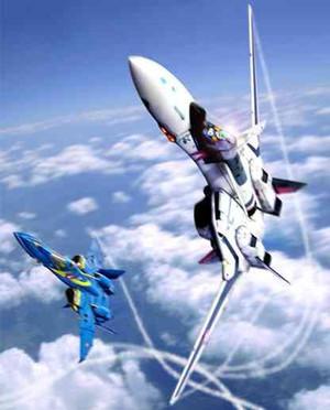 マクロスプラス YF-19、YF-21