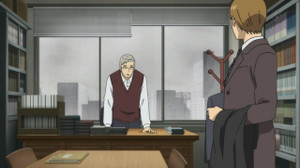 西岡正志(にしおかまさし/神谷浩史)小田先生