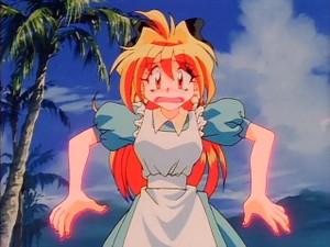 リナ=インバース(林原めぐみ)不思議の国のアリス