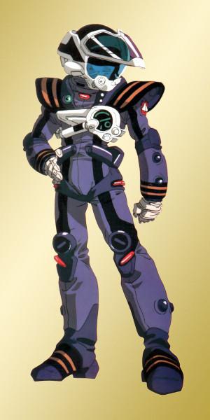 マクロス デジタルミッション VF-Xのパイロットスーツもかなりスイートだぜ