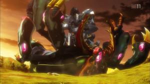 幻晶騎士(シルエットナイト)魔獣
