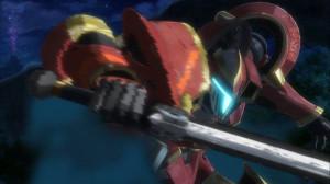 幻晶騎士(シルエットナイト)グゥエール