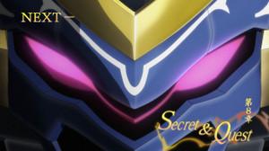 ナイツ&マジック 8話 幻晶騎士(シルエットナイト)イカルガ