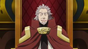 アンブロシウス・タハヴォ・フレメヴィーラ国王(菅生隆之)