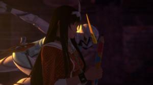 Infini-T Force(インフィニティ フォース)第6話 界堂笑(かいどうエミ/茅野愛衣)南城二(みなみ じょうじ/宇宙の騎士テッカマン/櫻井孝宏)ペガス東鉄也(あずま てつや/キャシャーン/斉藤壮馬)