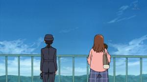 森山(もりやま・斎藤千和)柿保令美(かきやす れみ・釘宮理恵)班長