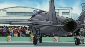 F-35見つけた。