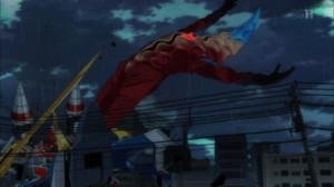 kaijuのアクションが素晴らしい。