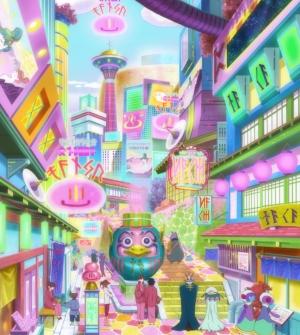 RobiHachi 第5話 美術