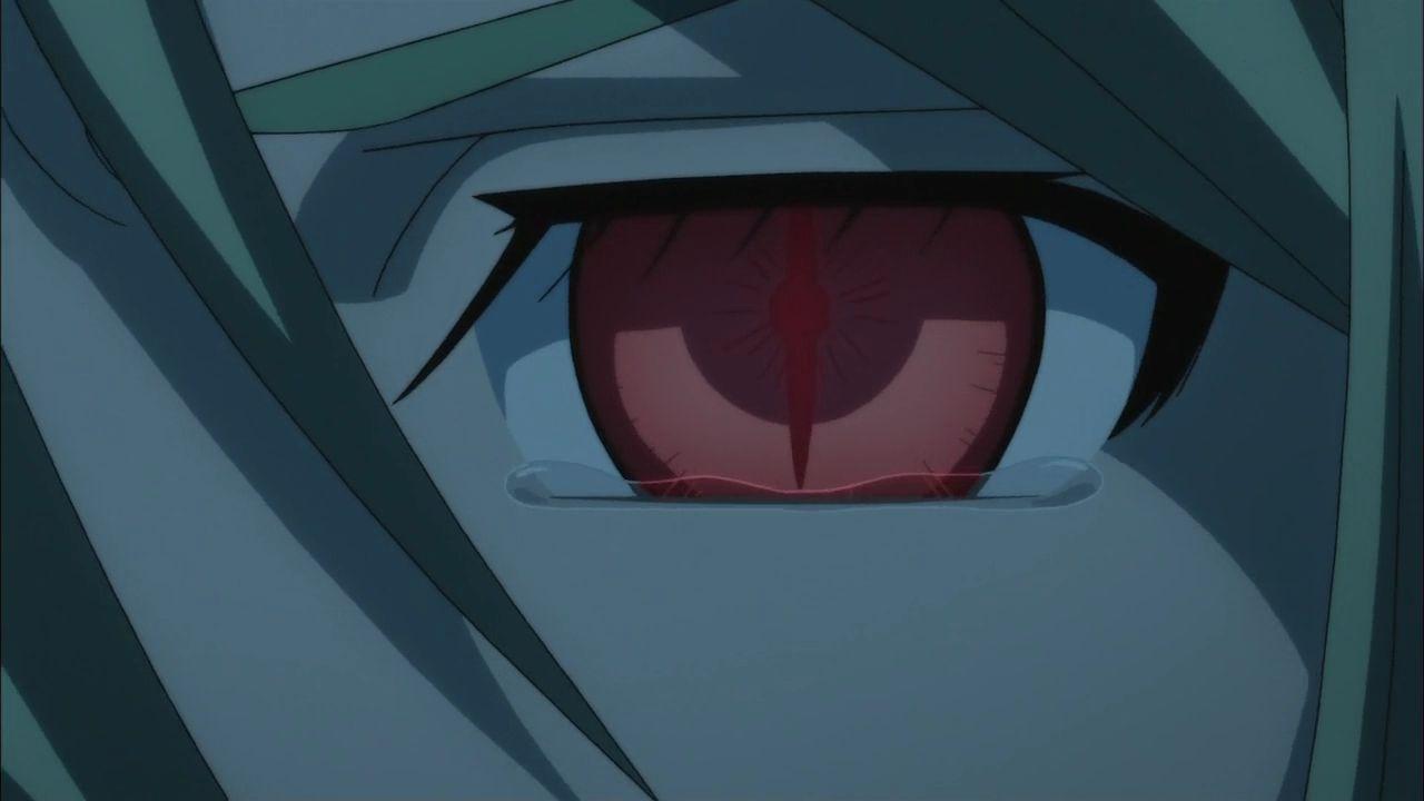 ラウ・フェイゾォイの赤い目