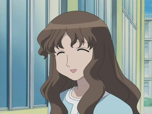 木村先生の奥さん