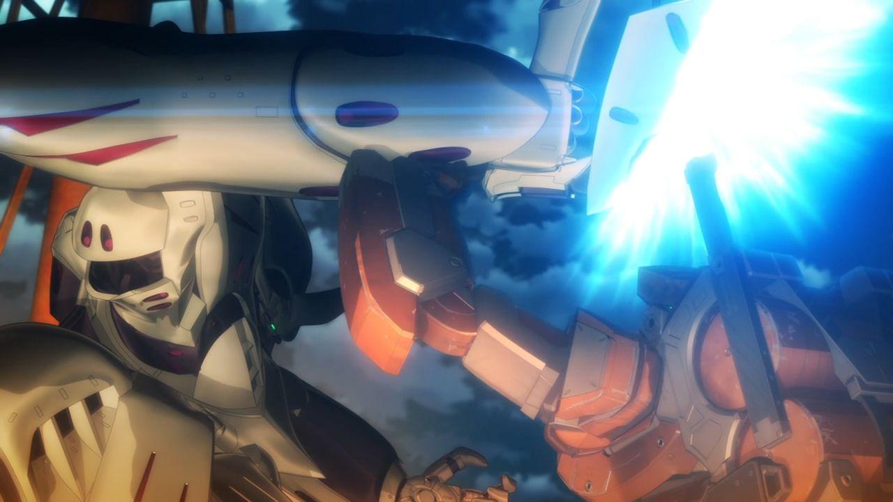 ALDNOAH.ZERO(アルドノア・ゼロ)火星騎士ブラド(アルギュレ)KG-6 スレイプニール