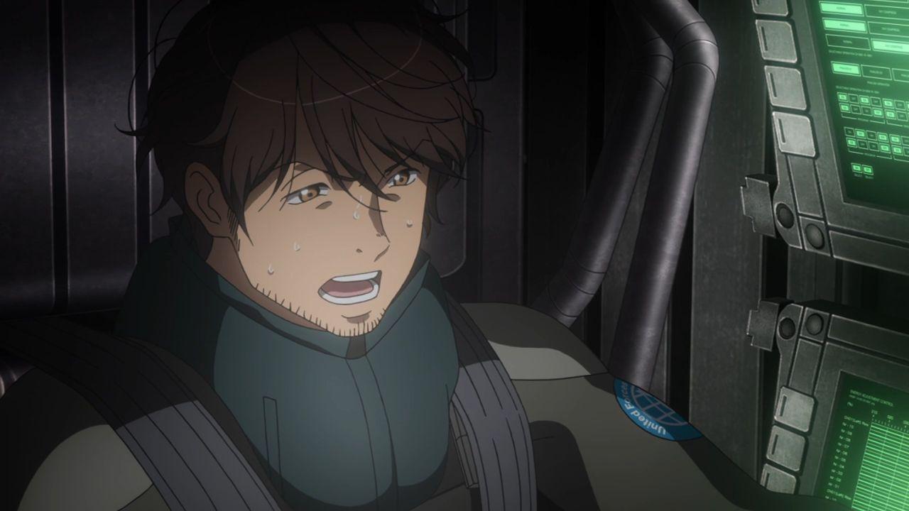 ALDNOAH.ZERO(アルドノア・ゼロ)鞠戸孝一郎(まりと こういちろう)大尉