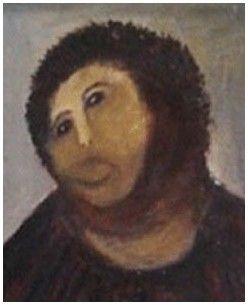 ルパン三世 LUPIN the Third 2015、おばあさんがイエス・キリストの絵を修復・Ecce Homo、エッケ・ホモー