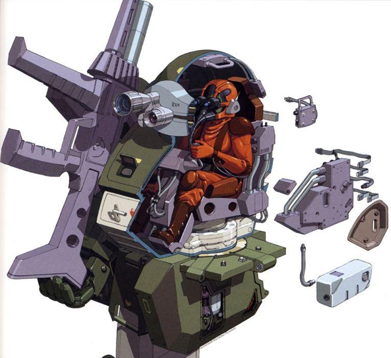 装甲騎兵ボトムズ キリコ・キュービィー