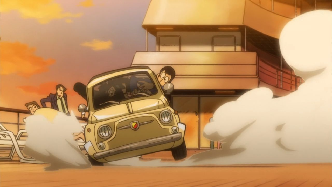 ルパン三世(Arsene Lupin III)次元大介(Daisuke Jigen)十三代目 石川五エ門(Goemon Ishikawa XIII)