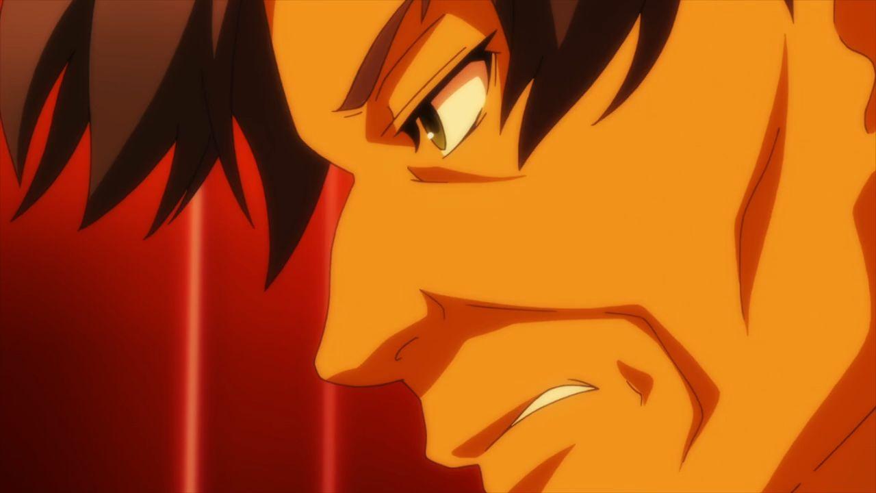 アクティヴレイド -機動強襲室第八係- 舩坂康晴(ふなさか やすはる)