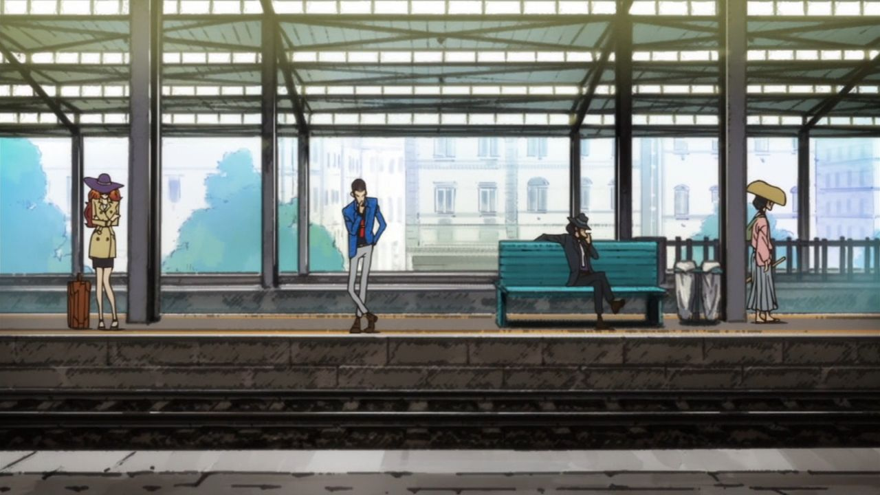 ルパン三世 LUPIN the Third 2015 ルパン三世(Arsene Lupin III)次元大介(Daisuke Jigen)峰不二子(Fujiko Mine)十三代目 石川五右ェ門(Goemon Ishikawa XIII)