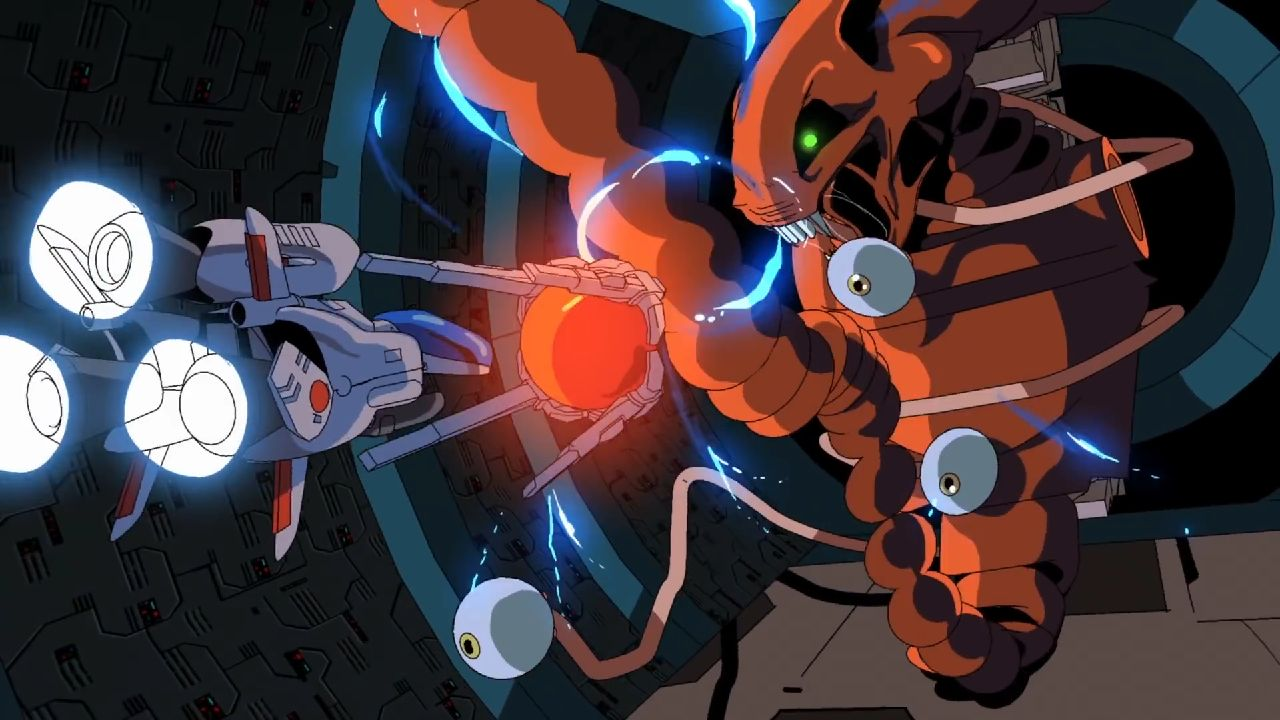 【海外の反応】なぜか日本語字幕も!イギリス人の作った日本のゲームR-TYPEのアニメが素晴らしい。