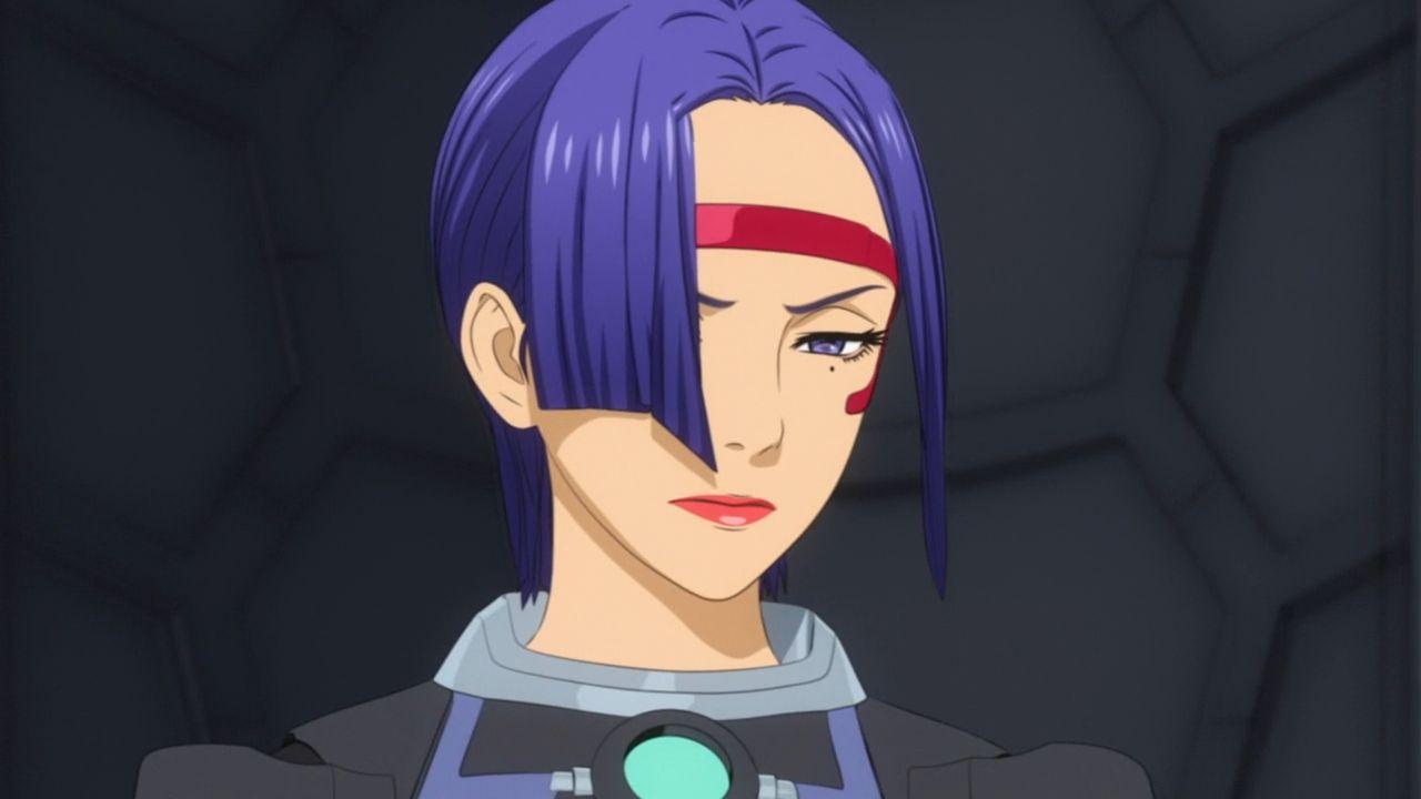 ID-0 3話 アマンザ・ボルチコワ(皆川純子)