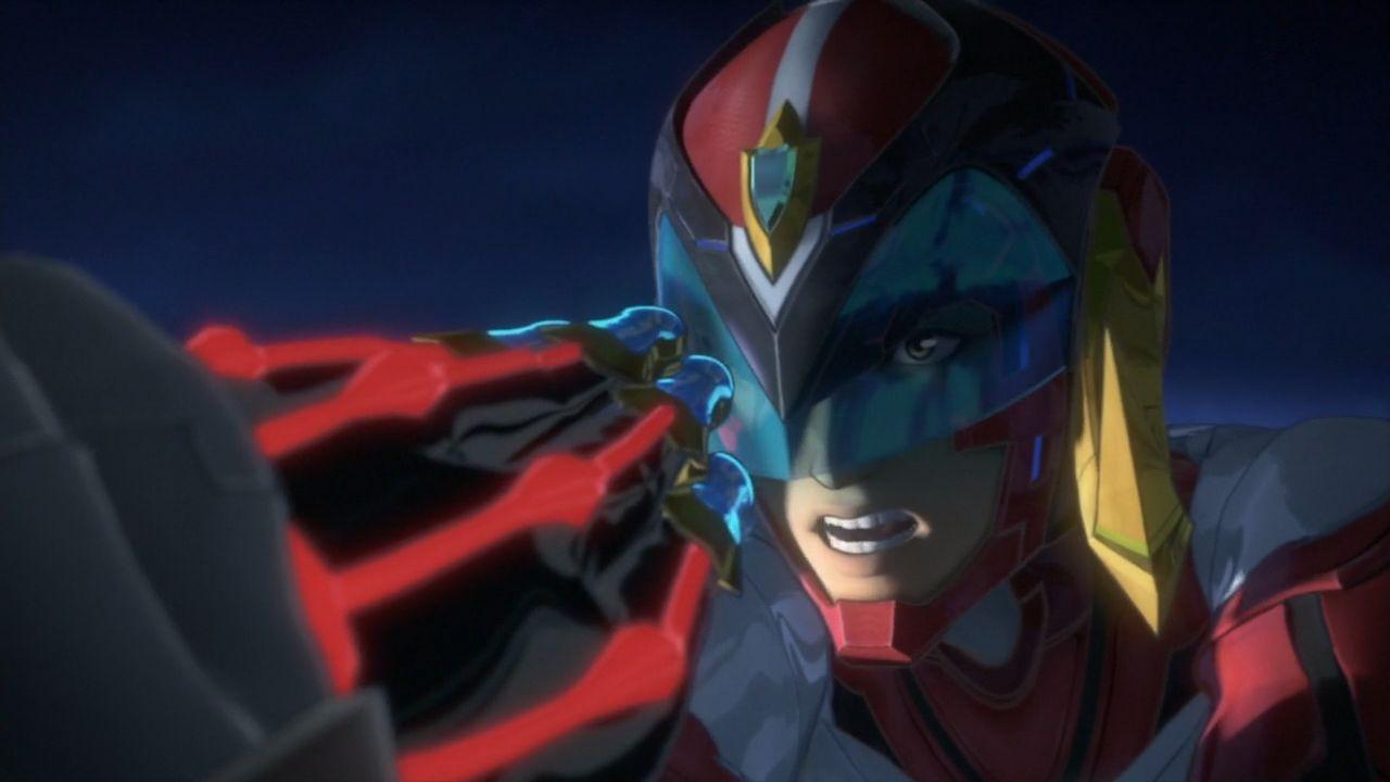 Infini-T Force(インフィニティ フォース)第3話 鎧武士(よろい たけし/破裏拳ポリマー/鈴村健一)