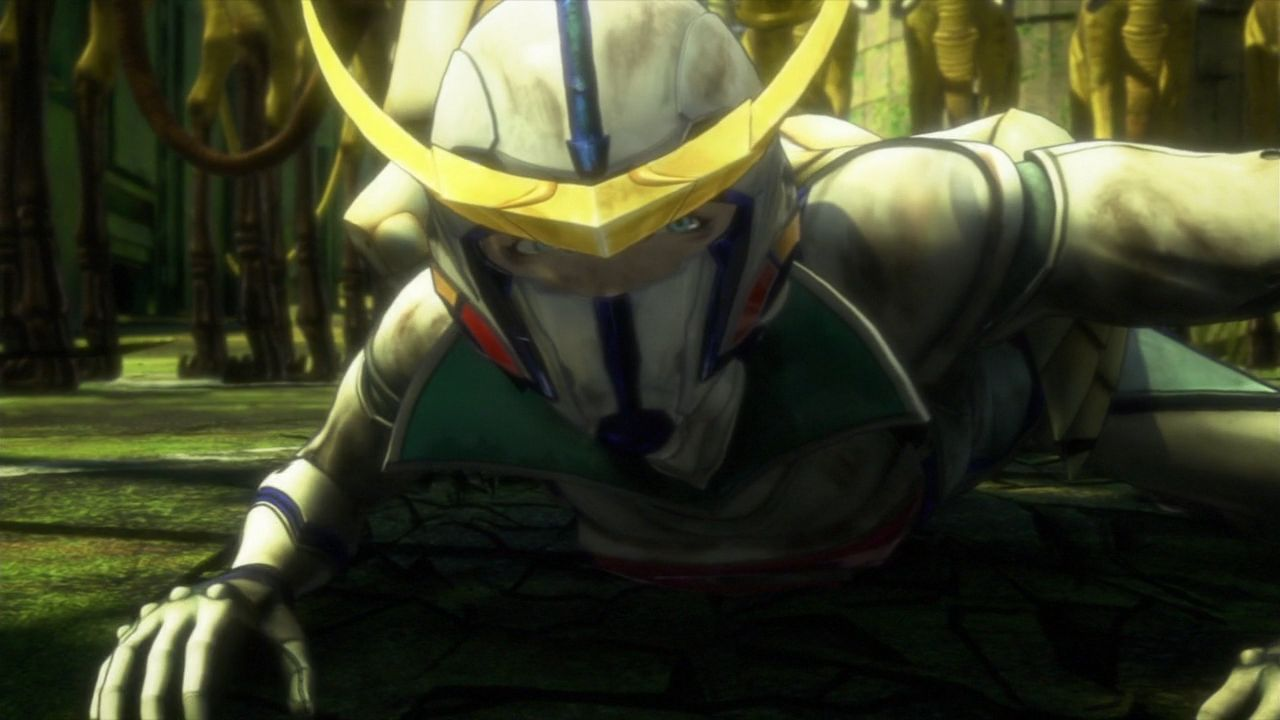 Infini-T Force(インフィニティ フォース)第5話 東鉄也(あずま てつや/キャシャーン/斉藤壮馬)