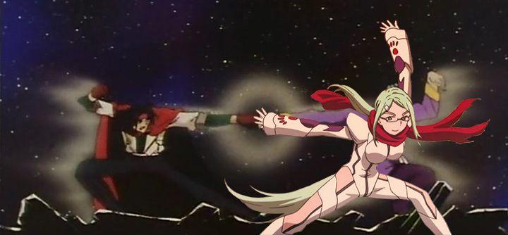 プラネット・ウィズ 第6話 ラブラブ・ギガ・キャットハンマー! 白石こがね(しらいし)