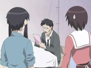 木村先生、神楽(かぐら)、黒沢みなも(にゃも先生)
