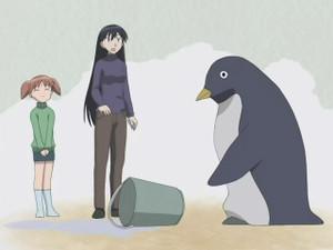 榊(さかき)、美浜ちよ(ちよちゃん)のお手伝いさん