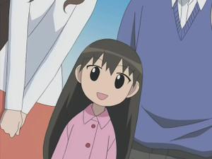 木村先生の娘