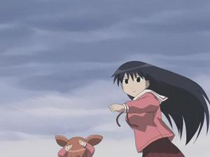 榊(さかき)、美浜ちよ(ちよちゃん)
